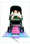 嬰兒電動搖籃推車基本型