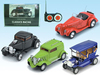 1:52 Mini R/C Classic Car