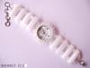 半寶石飾品手錶