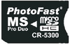 PhotoFast CR-5300 Micro SD TO PRO DUO 轉接卡