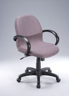MS-02ATG 無接縫有扶手辦公椅
