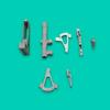 脫臘鑄造-玩具槍<br>AIR Gun parts