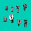脫臘鑄造-通訊用零組件<br>Telecommunications<br>parts