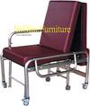 坐臥兩用陪伴椅(不鏽鋼)- 專利型