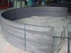 槽鐵向內輪彎加工