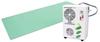 溫控主機將水冷卻與加熱後 送至水墊作溫度水循環