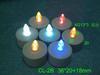 專利led發光電子蠟燭.tea light candle