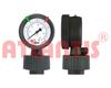 塑膠隔膜壓力計-<font color=#FF0033>壓力表</font>專門製造商
