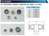 輸送滾輪用軸承(Conveyor Bearings)