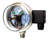 防爆型電接點<font color=#FF0033>壓力計</font>, Inductive Contact Pressure Gauges