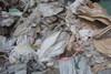 回收廢PP雜袋.