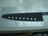 不鏽鋼黑鈦調理刀
