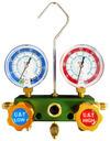 R410A/R32 專用冷媒錶組 (70MM小錶)    100% MIT