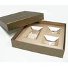 手工香皂盒-3入 內隔板:3入裝內隔板(依實際產品客製刀模、刀模費另計)