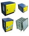 靜電機 靜電集塵設備 抽油煙機 排煙機 靜電機保養