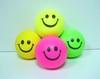 球 PU球 PU玩具球 PU發泡 PU發泡球 微笑球 螢光四色 壓力球