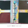 紡織布樣品型錄設計