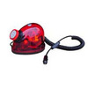 吸頂式警示燈頭(龜殼燈)-含蜂鳴器