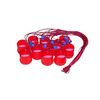 串燈-紅110V/220V