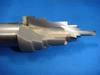 此刀具專為單槍體-拉桿位,設計之刀具,尺吋複雜性高,可一次加工完成!