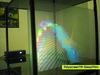 """玻璃是透明的--- 這個概念早已深入人心,通常無法在玻璃上面""""留住""""投射上去的清晰動態影像或圖片。在普通透明玻璃上使用投影機等影像及圖片投射設備進行投影的夢想得以實現。"""