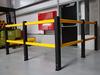 Handrail stadnard /人車分道護欄