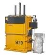B20 VD 人氣型直立槽門壓縮<font color=#FF0033>打包機</font>
