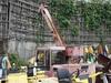 挖土機型式吊車