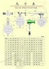 晟豐凡而公司專業從事生產各式蝶閥及閘刀閥與逆止閥製造消售。