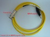 Triaxial (公) to 鱷魚夾(signal)-Cable