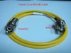 Triaxial(公) to BNC(母)-Cable