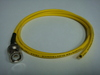 Triaxial BNC(公) to 裸線-Cable