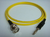 Triaxial BNC(公) to Banana(公)-Cable