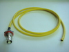 Triaxial BNC(母) to 裸線-Cable