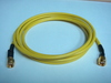 Triaxial SMA(公) to SMA(公) cable