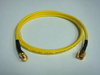 Triaxial SMA(公) to SMA(母) cable