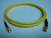 Triaxial SMA(母) to SMA(母) cable (產品編號:TC042)