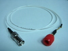Coaxial(母) to Banana(母)-Cable