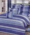 【高雄新鴻彈簧床墊寢具批發】現貨#T-693藍