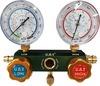 R12 / R22 / R134A 冷媒錶組(冷氣空調用)  100% MIT