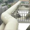 整廠廢氣抽風系統管路配置