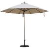 9 呎8骨庭園傘(保固三年)