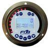 4英吋數位式壓力計與開關、RS-485、NPN/PNP、0-5/10VDC