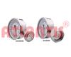 衛生級(內外牙)隔膜<font color=#FF0033>壓力表</font>DS400M&F