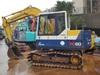 PC60-6 挖土機