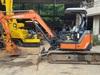 ZX50U-3迷你挖土機