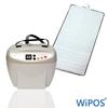 溫控主機將水加熱後   送至水墊作溫度水循環