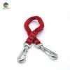 工具防墜紅色雙鉤環夾QQ繩