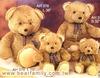 手工泰迪熊系列 絨毛玩具 多種尺寸
